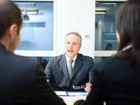 פגישה לקבלת הלוואה לעסק