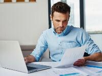פגישה לצורך הלוואה לעסק חדש